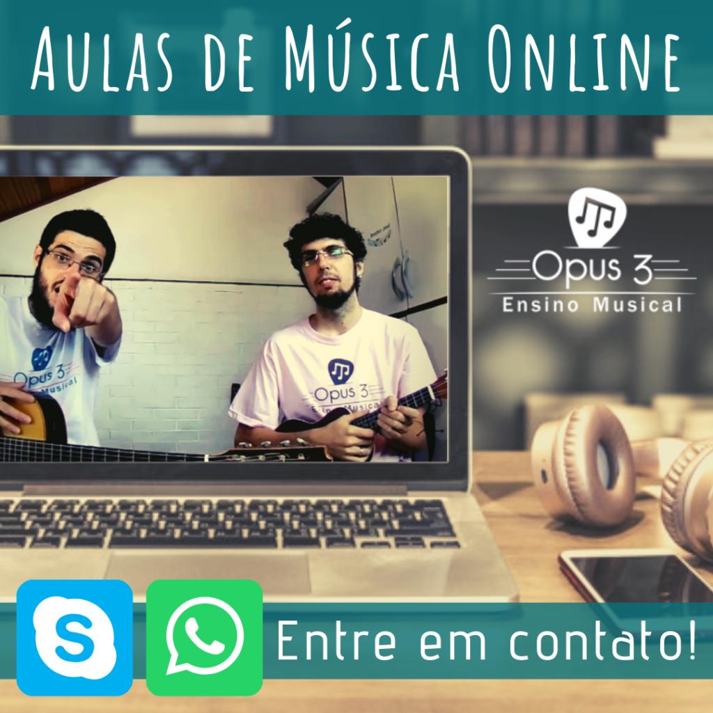 aula de musica online
